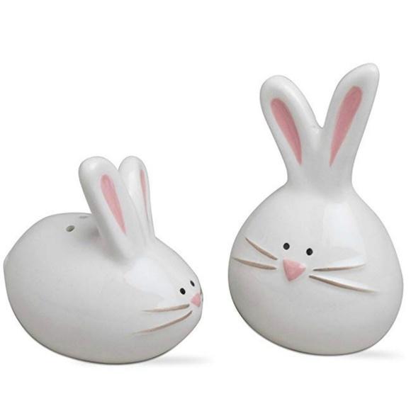 Trade Associates Group Accessories - Bunny Rabbit 🐰Salt & Pepper 🐰Shakers